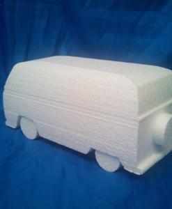 VW Campervan Dummy