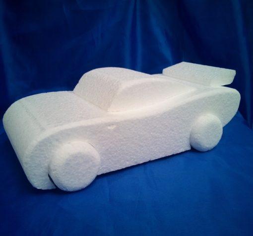 car cake dummy