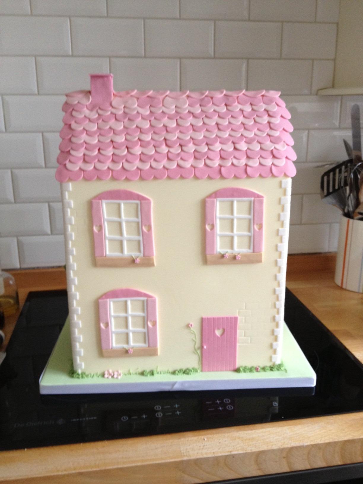 Dolls House Cake Dummy Cake Dummies