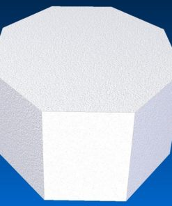 octagonal cake dummy