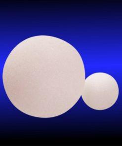 polystyrene balls