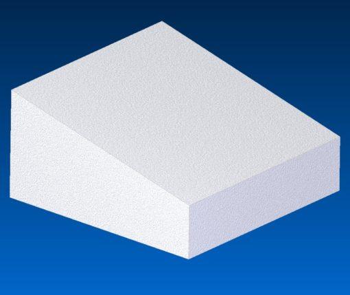 square single topsy turvy